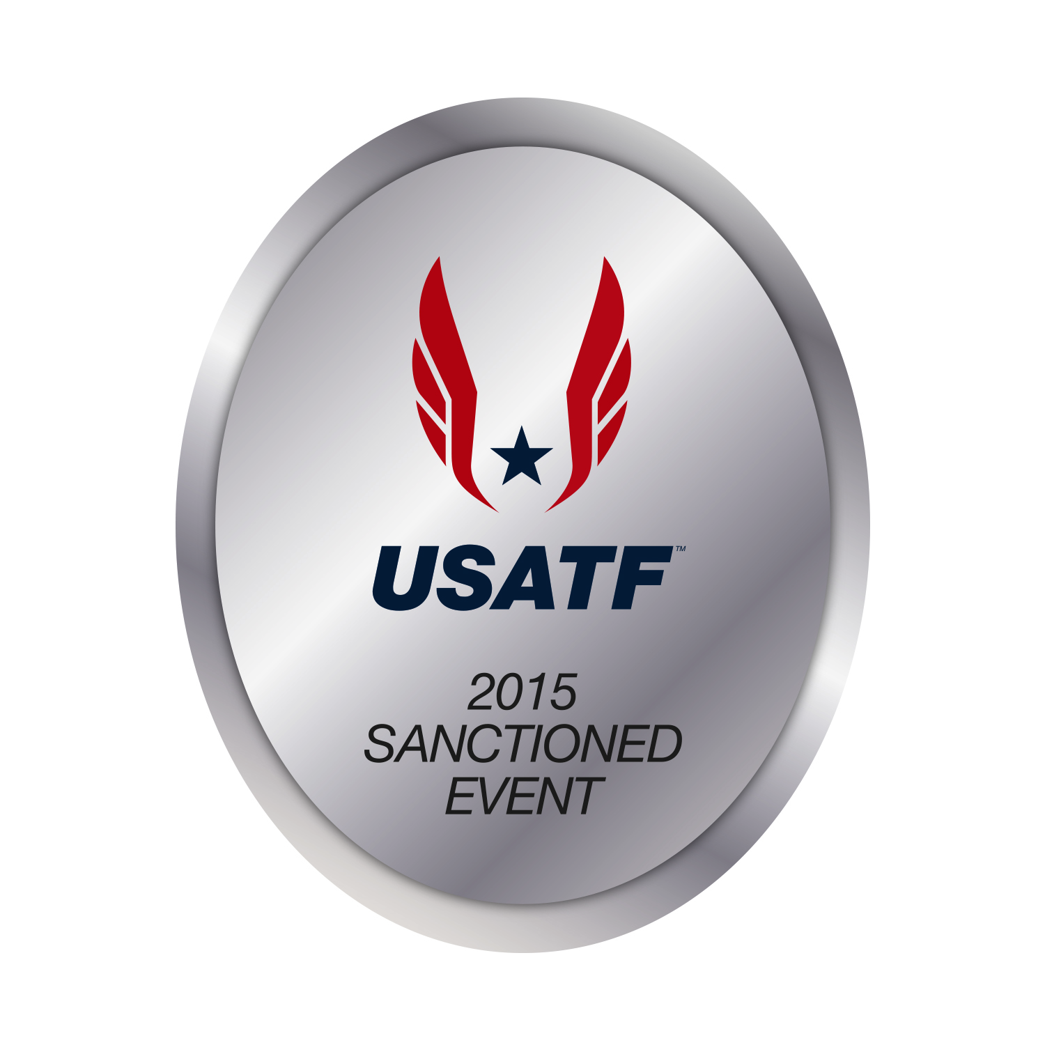 USA Track and Field Sanctioned Event Logo